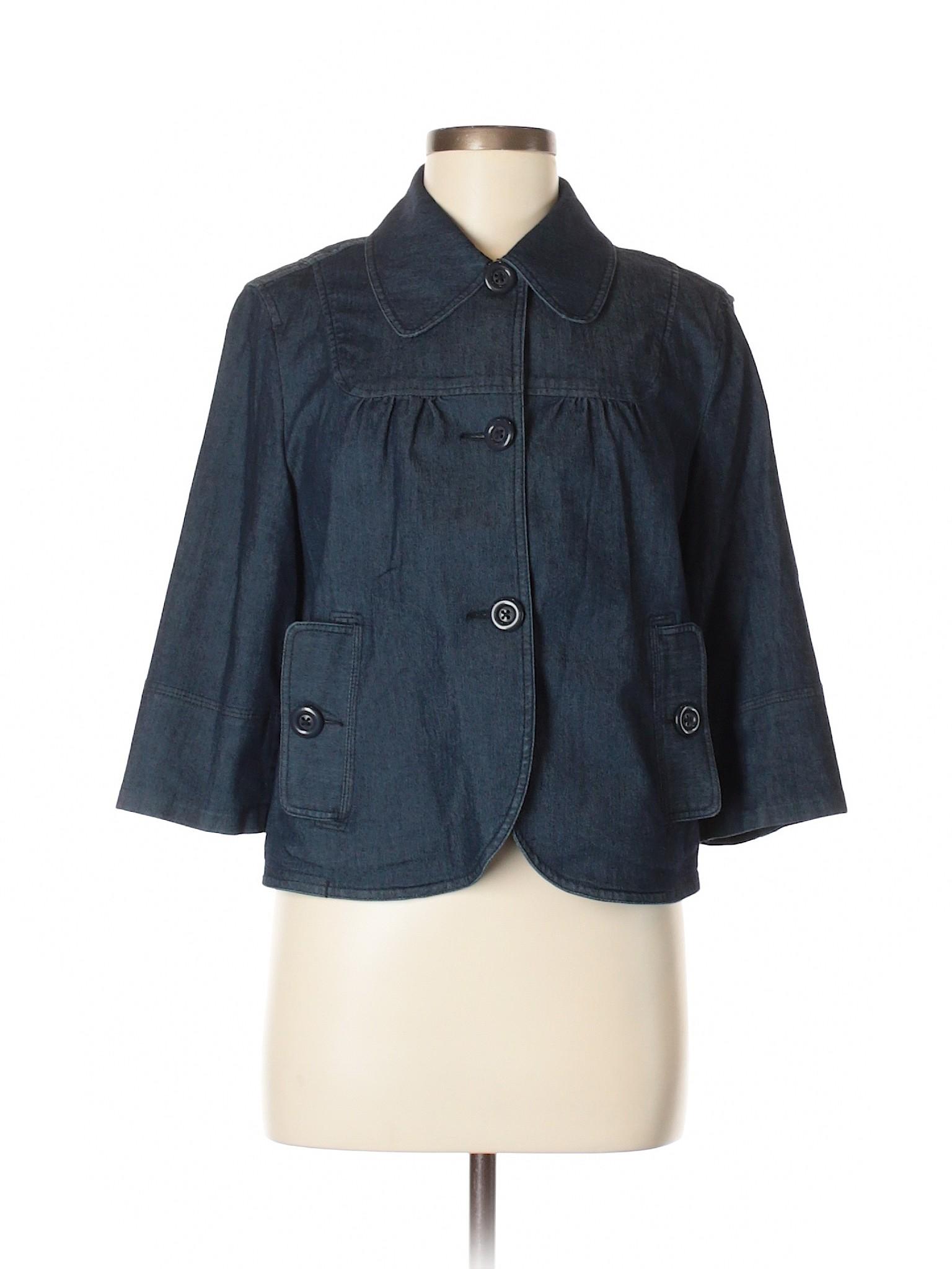 LARRY Denim Dressbarn LEVINE winter for Jacket Leisure S5qUvwBx