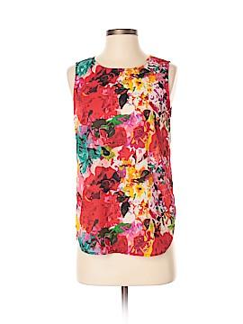 Cynthia Rowley TJX Sleeveless Blouse Size XS