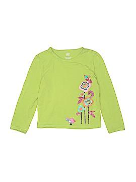 J. Khaki Active T-Shirt Size 6