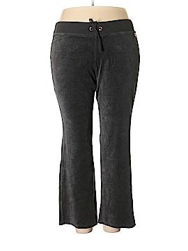 Kenneth Cole REACTION Velour Pants Size XXL
