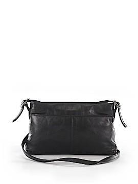Preston & York Leather Crossbody Bag One Size