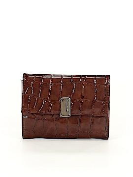 Liz Claiborne Leather Wallet One Size