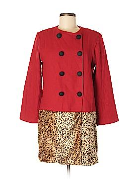 Wren Wool Coat Size M