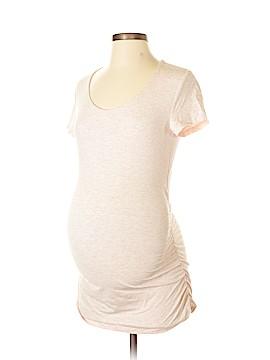 Isabella Oliver Short Sleeve Top Size 6 Maternity (2) (Maternity)
