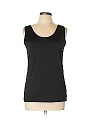 Ellen Tracy Women Sleeveless Blouse Size L