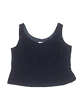 Emily... Sleeveless Blouse Size 18W (Plus)