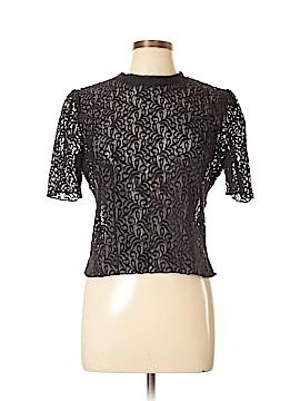 Tildon Short Sleeve Blouse Size L