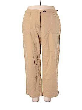 Ralph Lauren Khakis Size 20 (Plus)
