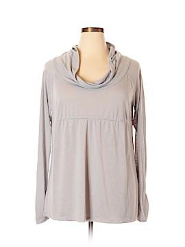 DKNY Long Sleeve Blouse Size XL