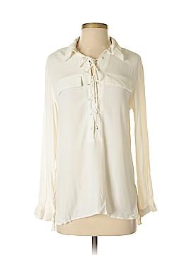 Lulu's Long Sleeve Blouse Size M