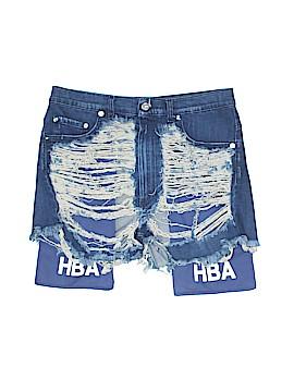 Hood by Air Denim Shorts 29 Waist