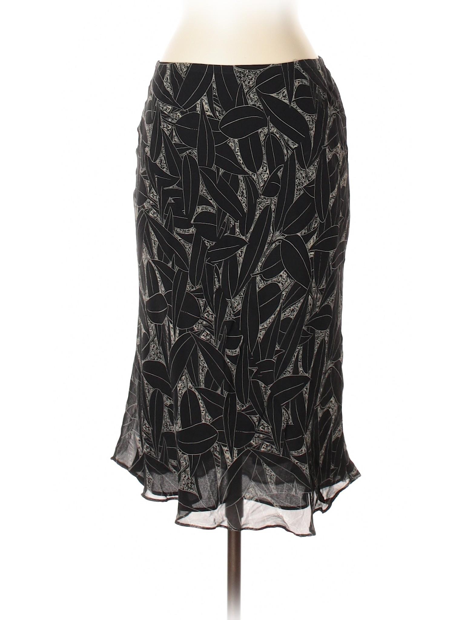 Silk Skirt winter Leisure M Studio SYZpORR