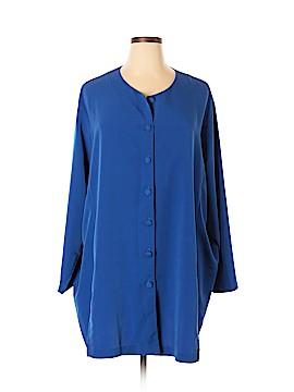 Maggie Barnes Long Sleeve Blouse Size 30 (Plus)