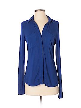Converse Long Sleeve Button-Down Shirt Size XS