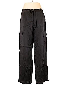 Allison Taylor Silk Pants Size 12