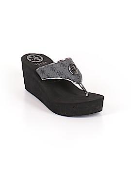 Guess Flip Flops Size 10