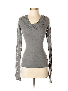 YA-YA Silk Pullover Sweater Size S