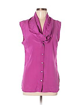 Fei Sleeveless Silk Top Size 6