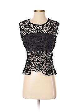 Lucy Paris Sleeveless Blouse Size S