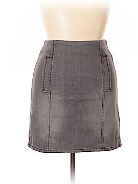 I Heart Ronson Denim Skirt Size 14