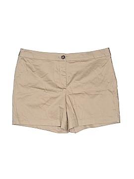Worthington Khaki Shorts Size 16