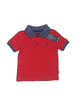 Nautica Short Sleeve Polo Size 12 mo