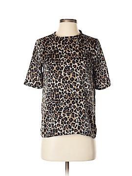 Mango Short Sleeve Blouse Size 4