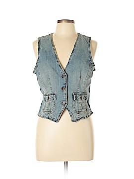 Younique Denim Vest Size XL