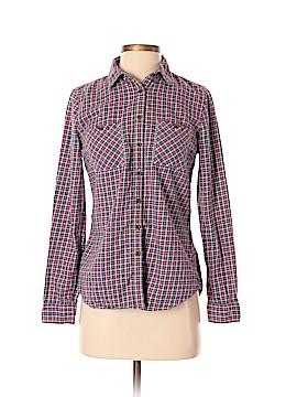 G.H. Bass & Co. Long Sleeve Button-Down Shirt Size 5