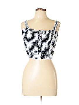 American Rag Cie Sleeveless Blouse Size XL