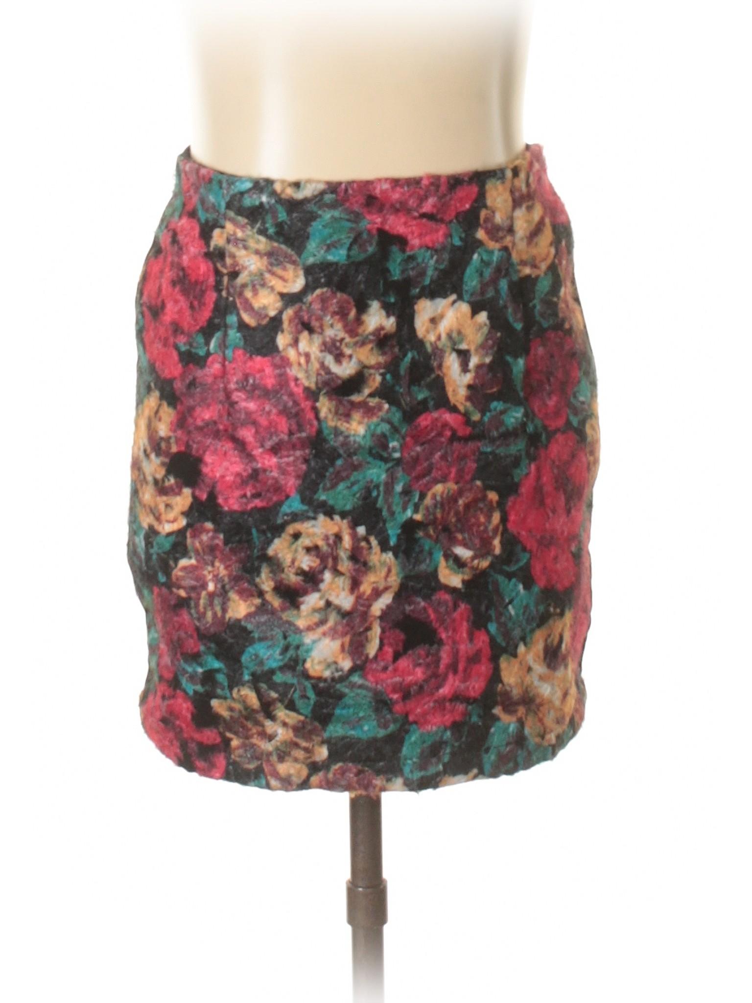 Koko Skirt Cherry winter Leisure Casual TEO60xq