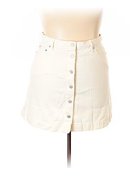 Gap Denim Skirt Size 33