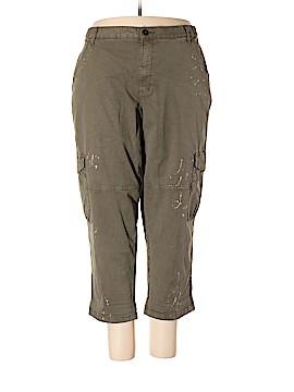 Lane Bryant Cargo Pants Size 22 (Plus)