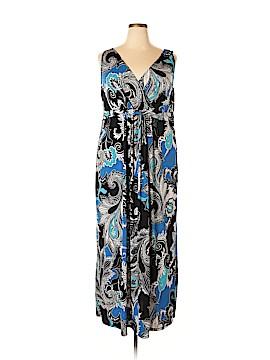 Elementz Cocktail Dress Size 3X (Plus)