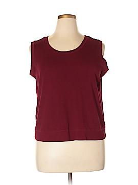 Rafaella Sweatshirt Size 1X (Plus)