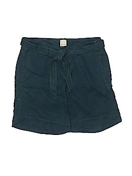 Ecru Khaki Shorts Size 00