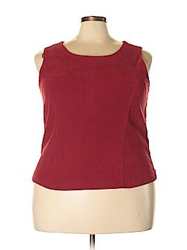 Jessica Howard Sleeveless Blouse Size 20W (Plus)