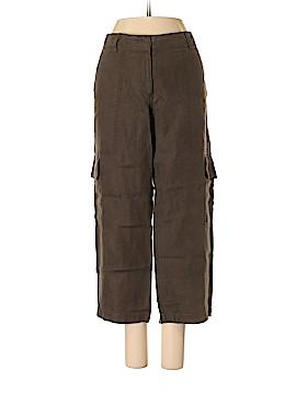 Eileen Fisher Linen Pants Size 8