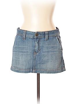 Abercrombie & Fitch Denim Skirt Size 6