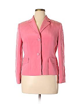 Style&Co Silk Blazer Size 14 (Petite)