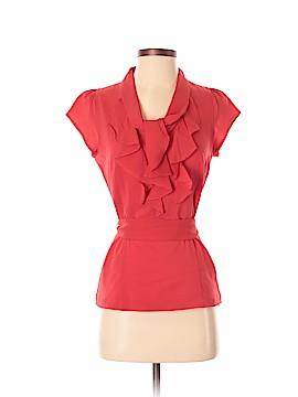 Classiques Entier Short Sleeve Blouse Size XS