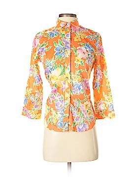 Ralph Lauren Long Sleeve Button-Down Shirt Size S (Petite)