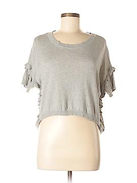 Rebecca Taylor Silk Pullover Sweater Size S