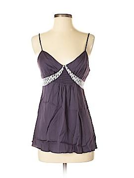 An Original Penguin by Munsingwear Sleeveless Silk Top Size S