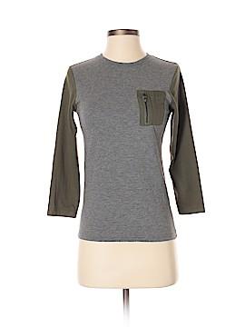 Moss Long Sleeve T-Shirt Size S