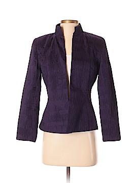 Flores & Flores Silk Blazer Size 4