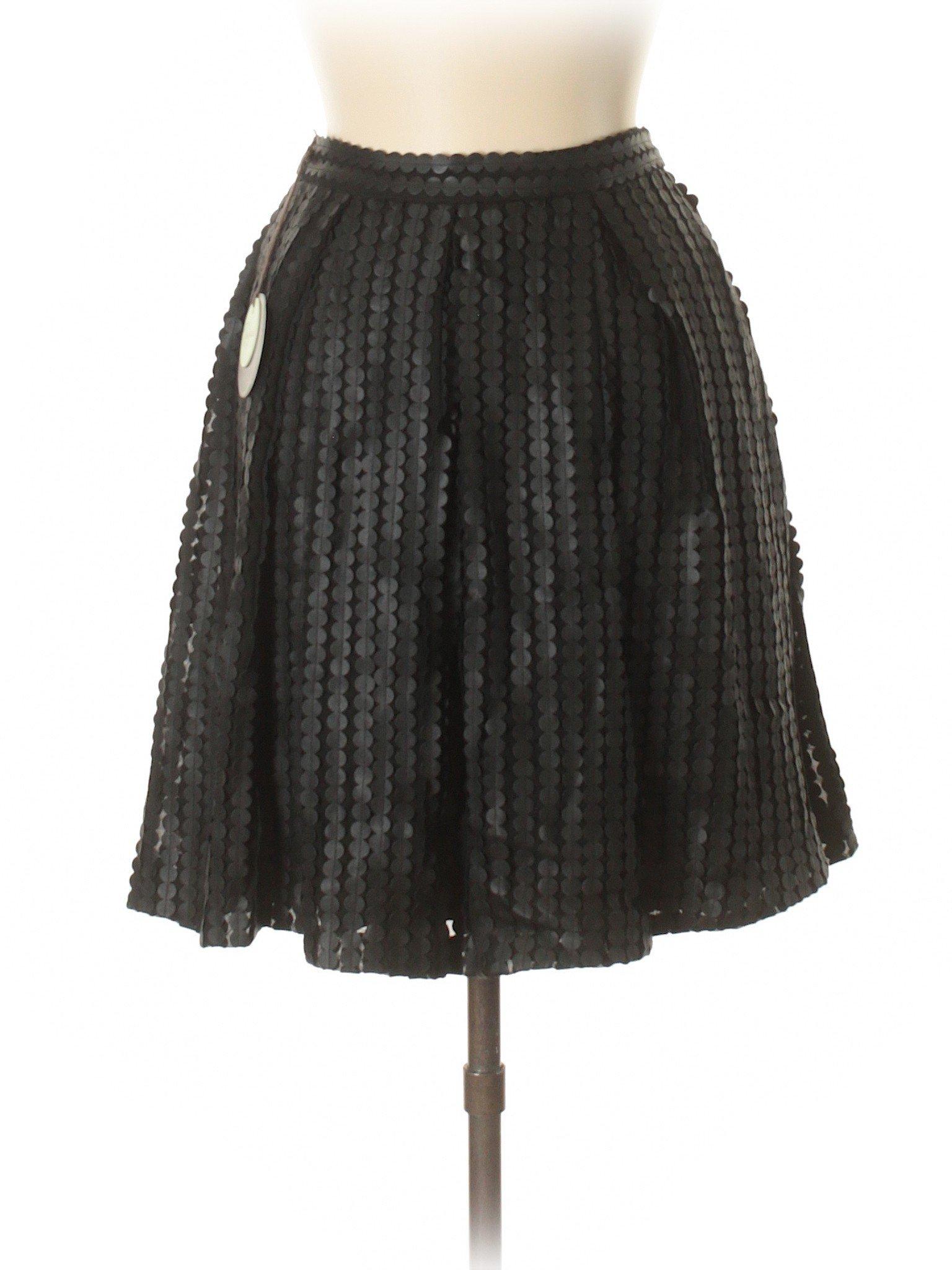 Skirt Franco Faux Leather Eva Boutique leisure pZPwX7Pqn
