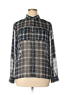 QMack Long Sleeve Blouse Size L