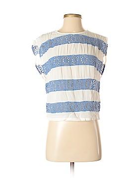 Addison Short Sleeve Blouse Size XS