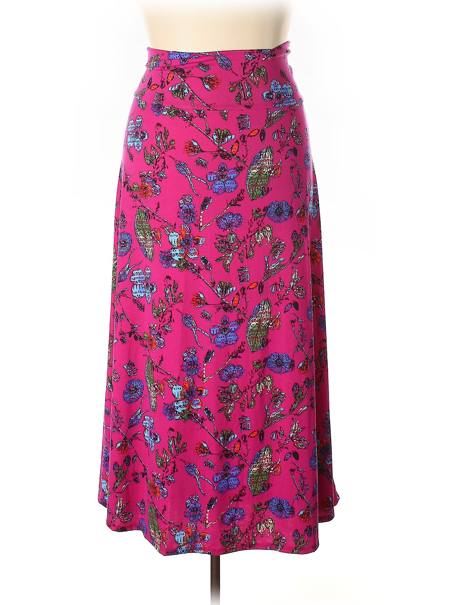 Boutique Skirt Casual Lularoe Skirt Casual Boutique Boutique Lularoe 0nW5qxvwz